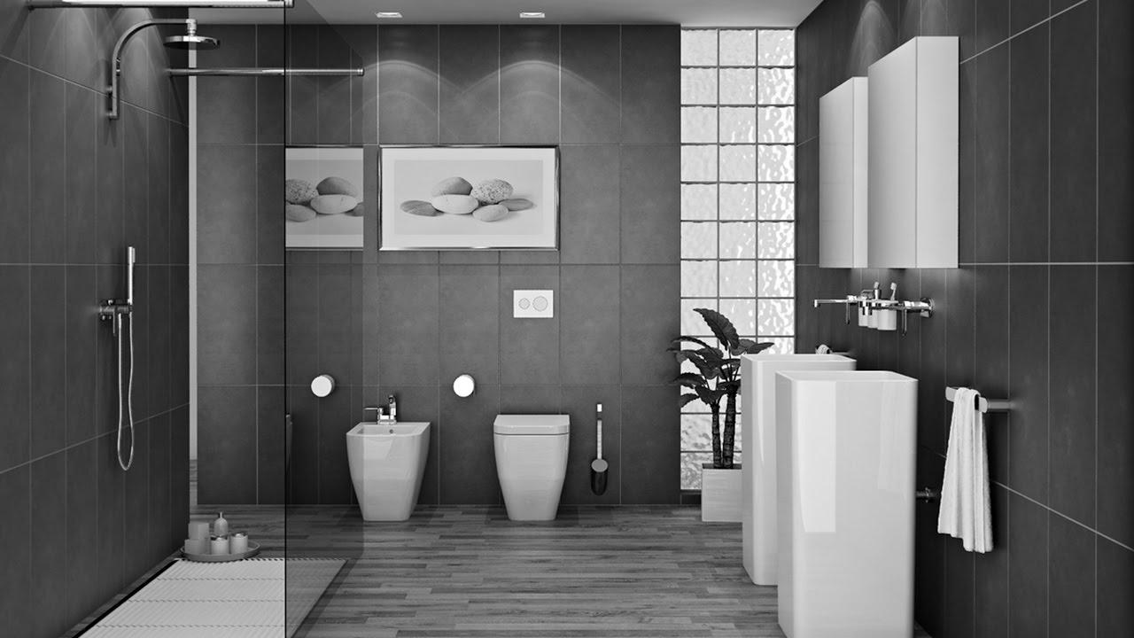 How Can I Lighten A Dark Grey Bathroom, Bathroom Design Grey