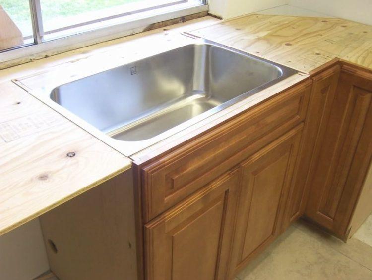 Kitchen Sink Unit Dimensions, Kitchen Sink Size For 30 Inch Base Cabinet